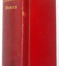 The Works Of Alfred Tennyson Kegan Paul Trench 1882