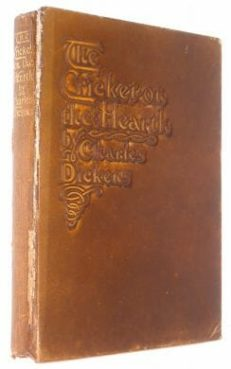 The Cricket On The Hearth Charles Dickens Warne 1927