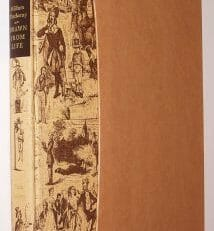 Drawn From Life The Journalism of W M Thackeray Folio Society 1984