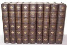 9 Volume Complete Cambridge Shakespeare Macmillan 1891-93