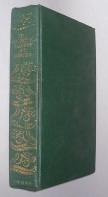 The Collected Tales of A E Coppard Knopf 1948