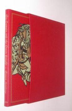 Sir Gawain and The Green Knight Simon Armitage Folio Society 2008