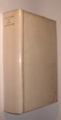 The Plays Of John Galsworthy Limited Edition Duckworth 1929