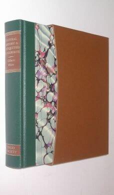The Natural History & Antiquities of Selborne Gilbert White Folio Society 1994