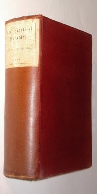 A Treatise on Ecclesiastical Heraldry John Woodward Johnston 1894