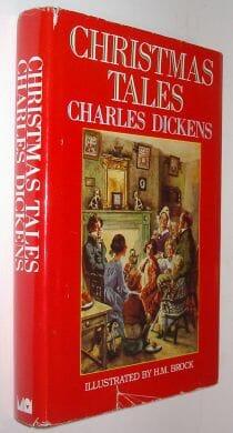 Christmas Tales Charles Dickens Brock O'Mara 1990