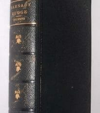 Barnaby Rudge Charles Dickens Frowde c1910