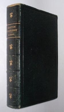 Martin Chuzzlewit CharlesDickens Frowde c1910