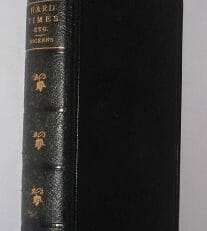 Hard Times etc. Charles Dickens Frowde c1910