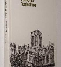 Around Historic Yorkshire Jeffrey Lee Midas 1978