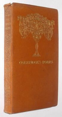 Poems and Dramatic Works of Coleridge Newnes c1920