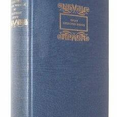 Prose Works of Jonathan Swift Hayward Cresset 1949