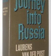 Journey Into Russia Laurens Van Der Post RS 1965