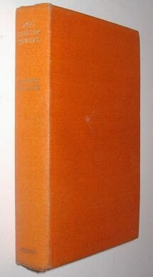 Barchester Towers Anthony Trollope Thomas Nelson c1940