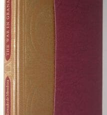 The War In Granada Hurtado de Mendoza Folio Society 1982
