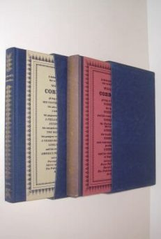 Cobbett's America & Cobbett's England Folio Society 1985