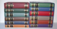 Anthony Trollope Collection 48 Volumes Series Bound Folio Society 1981-99