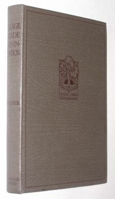 Tillage Trade And Invention George Warner Blackie 1932