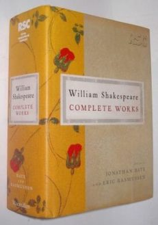 Complete Works RSC William Shakespeare Macmillan 2007