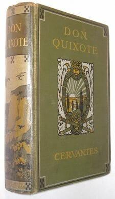 The Adventures of Don Quixote Routledge c1935