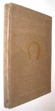 Awakening John Galsworthy Heinemann c1922