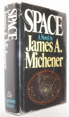 Space James A Michener Random House New York 1982