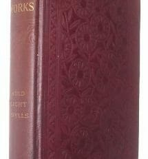 Auld Licht Idyls Barrie American Publishers Corp c1890