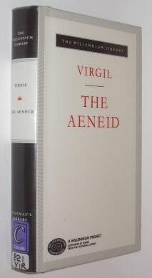 The Aeneid Virgil Everymans Library 1992