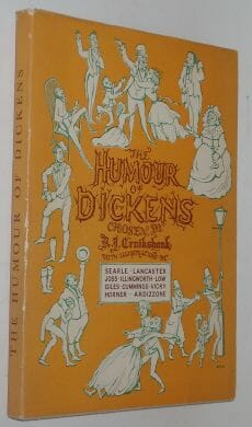 The Humour Of Dickens Cruikshank New Chronicle 1952
