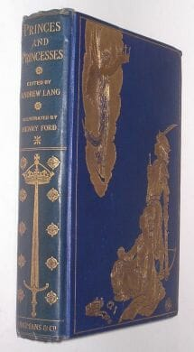 Princes and Princesses Mrs Andrew Lang Longmans 1908