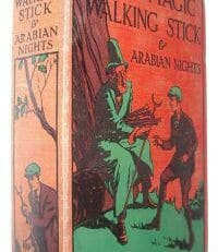 The Magic Walking-Stick & Arabian Nights Buchan Associated Newspapers ca1930