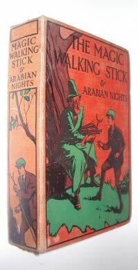 The Magic Walking-Stick & Arabian Nights Buchan Associated Newspapers ca1930