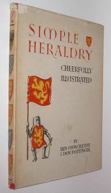 Simple Heraldry Moncreiffe & Pottinger Nelson 1953