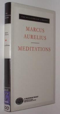 Meditations Marcus Aurelius Everymans Library 1992