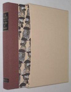 The Age Of Scandal White Folio Society 1993
