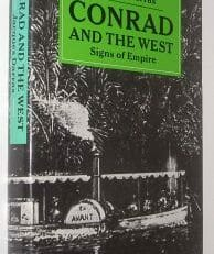 Conrad and the West Signs of Empire Jaques Darras Macmillan 1982