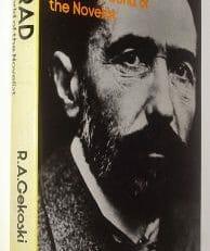 Conrad The Moral World of the Novelist Gekoski Elek 1978