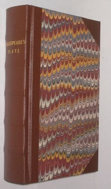 Bell's Edition of Shakespeare's Plays Volume V 1774