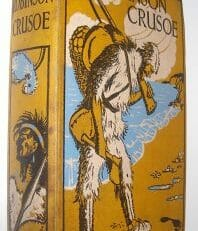 Robinson Crusoe Daniel Defoe Abbott Associated Newspapers ca1930