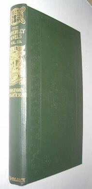 25 Volumes Waverley Novels Scott Melrose Editon c.1900