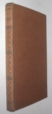 Requiem Humbert Wolfe Ernest Benn 1931