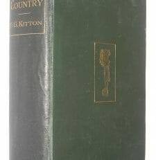 The Dickens Country Frederic Kitton A&C Black 1905
