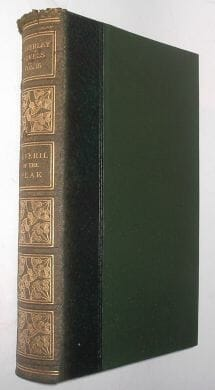 Peveril Of The Peak Scott Melrose Jack c1880