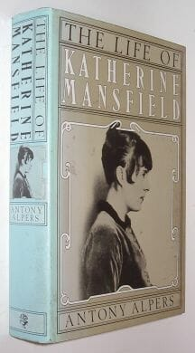 The Life Of Katherine Mansfield Antony Alpers Jonathan Cape 1980