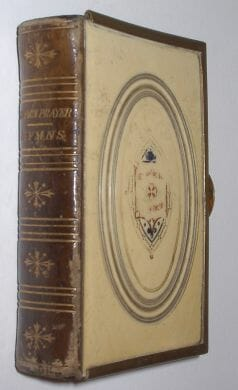 Miniature Book Of Common Prayer Hymns Ancient & Modern 1872