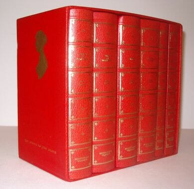 The Novels of Jane Austen Six Volumes Complete Macdonald 1974