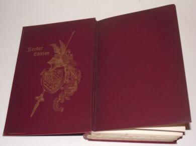 48 Volumes Waverley Novels Border Edition Nimmo 1892