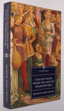 Italian Tales From The Age Of Shakespeare 1996