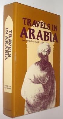 Travels In Arabia John Lewis Burckhardt Darf 1993