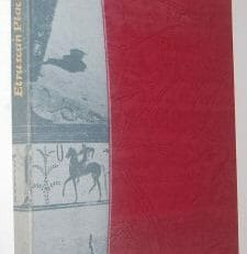 Etruscan Places D H Lawrence Folio Society 1972